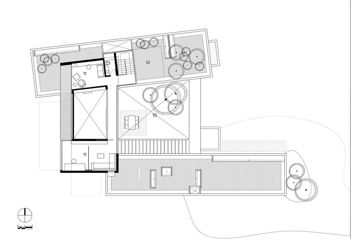 Современный дизайн дома в Колумбии