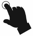 Легкое прикосновение пальцем или стилусом позволяет активировать любой параметр