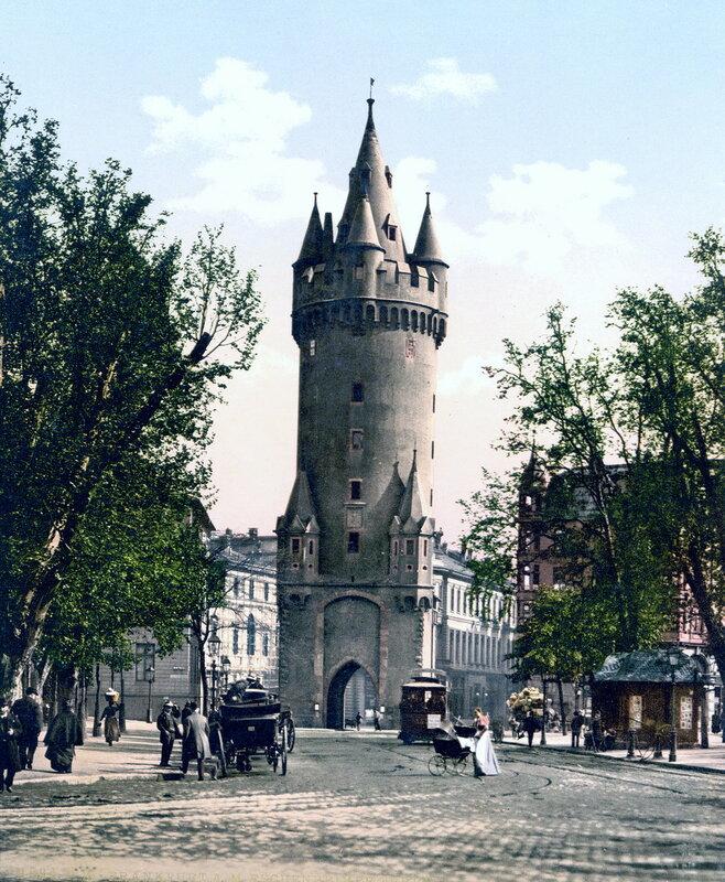 Эшенгеймерская башня, конец XIX века