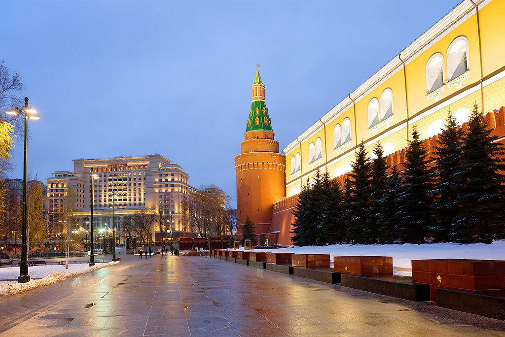 Я жизнь не мыслю без Москвы...