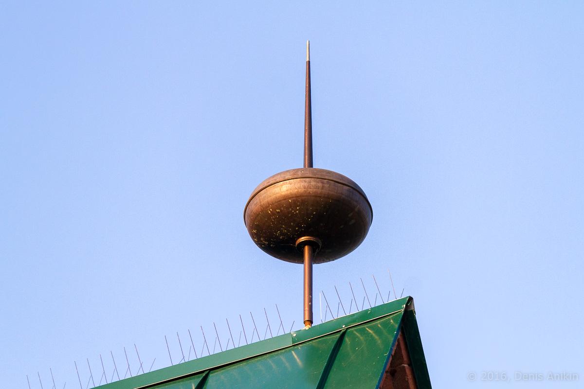 Лютеранская церковь Цюрих - Зоркино фото 10
