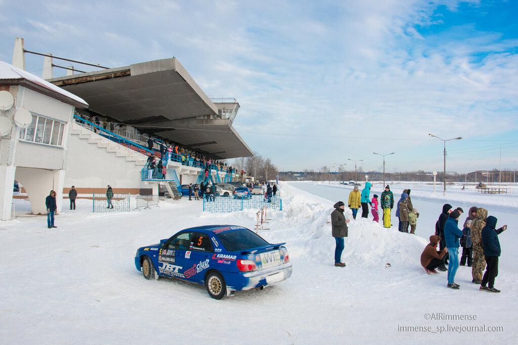 Millers Oils STi-Club Winter Cup 2017