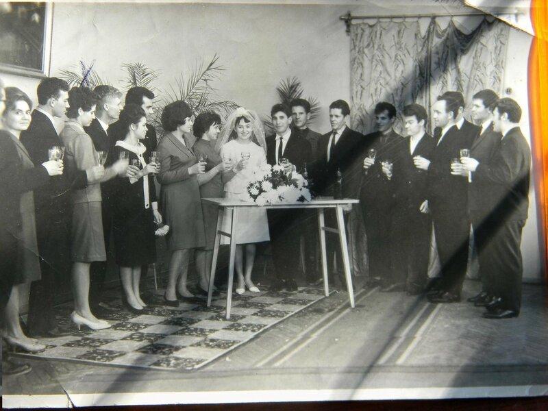Комсомольская свадьба !