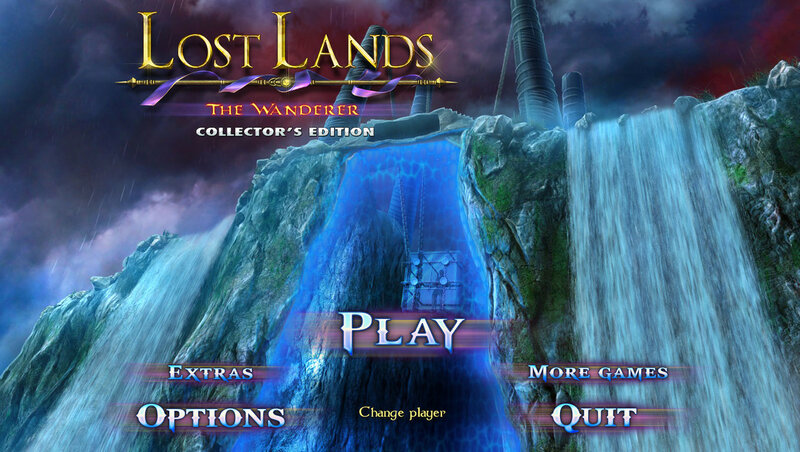 Lost Lands: The Wanderer CE