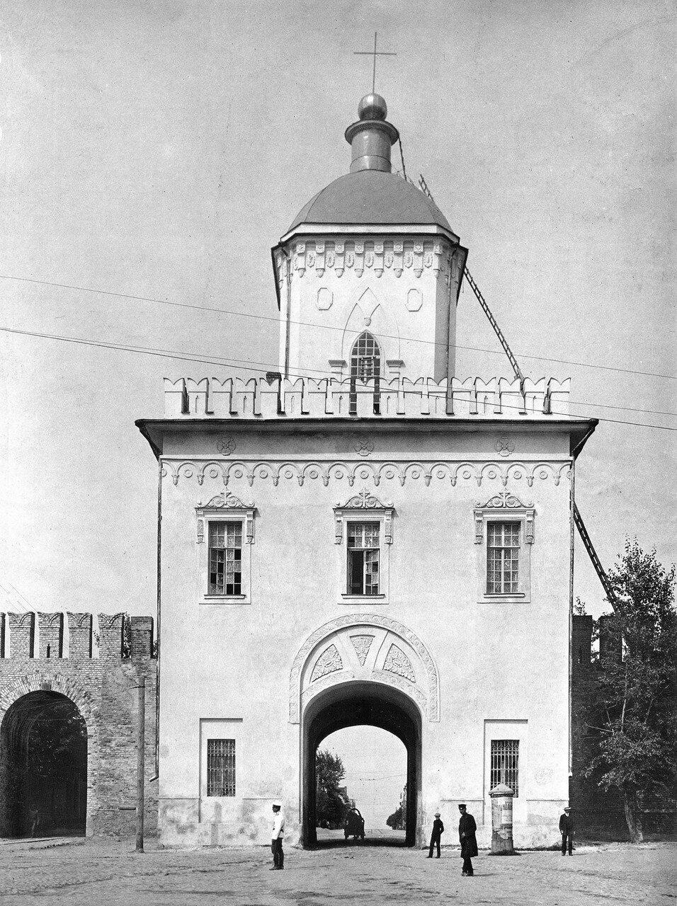Молоховские ворота. 1913
