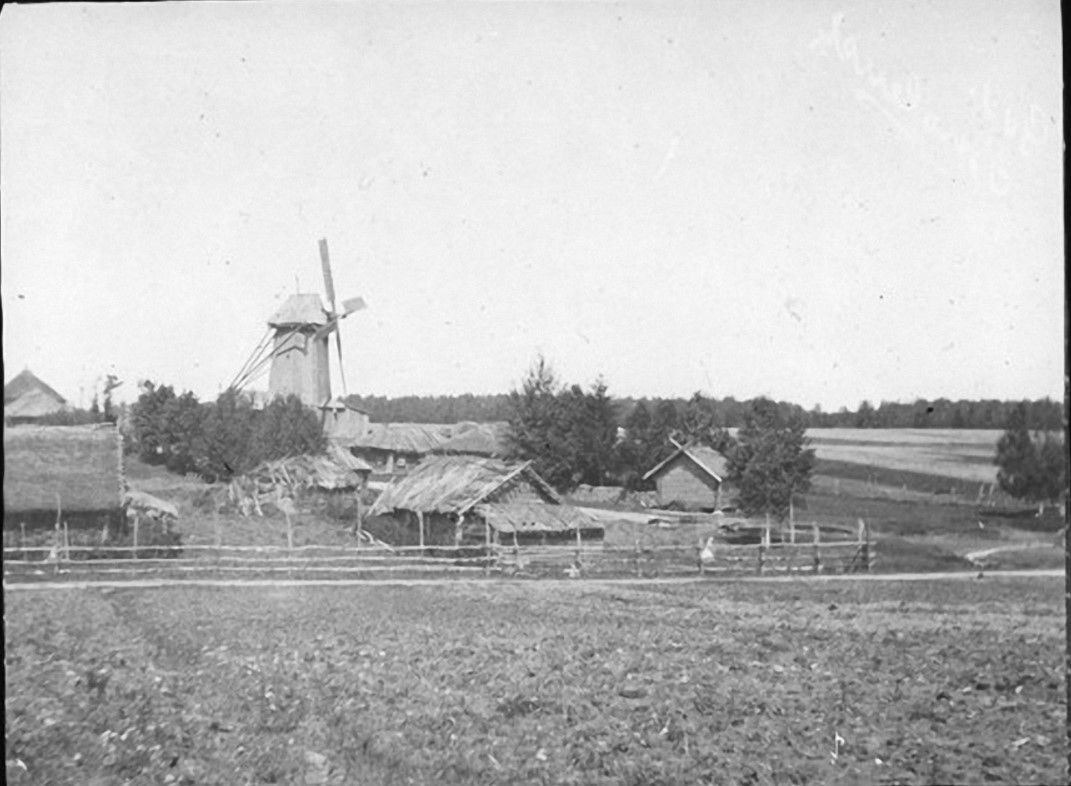 10. Деревня Рыльково