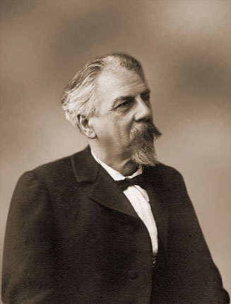 французский офтальмолог Фердинанд Монуайе (1836–1912) Monoyer Ferdinand,