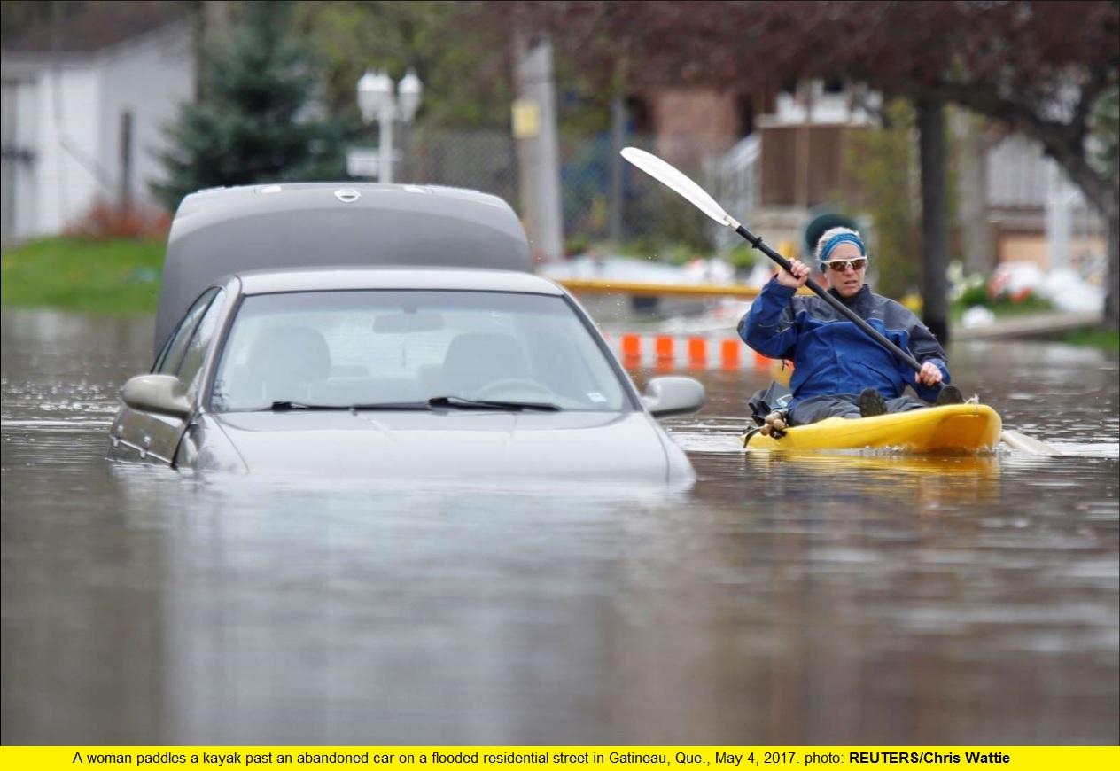 Квебек 4 мая 2017, наводнение(подписано)