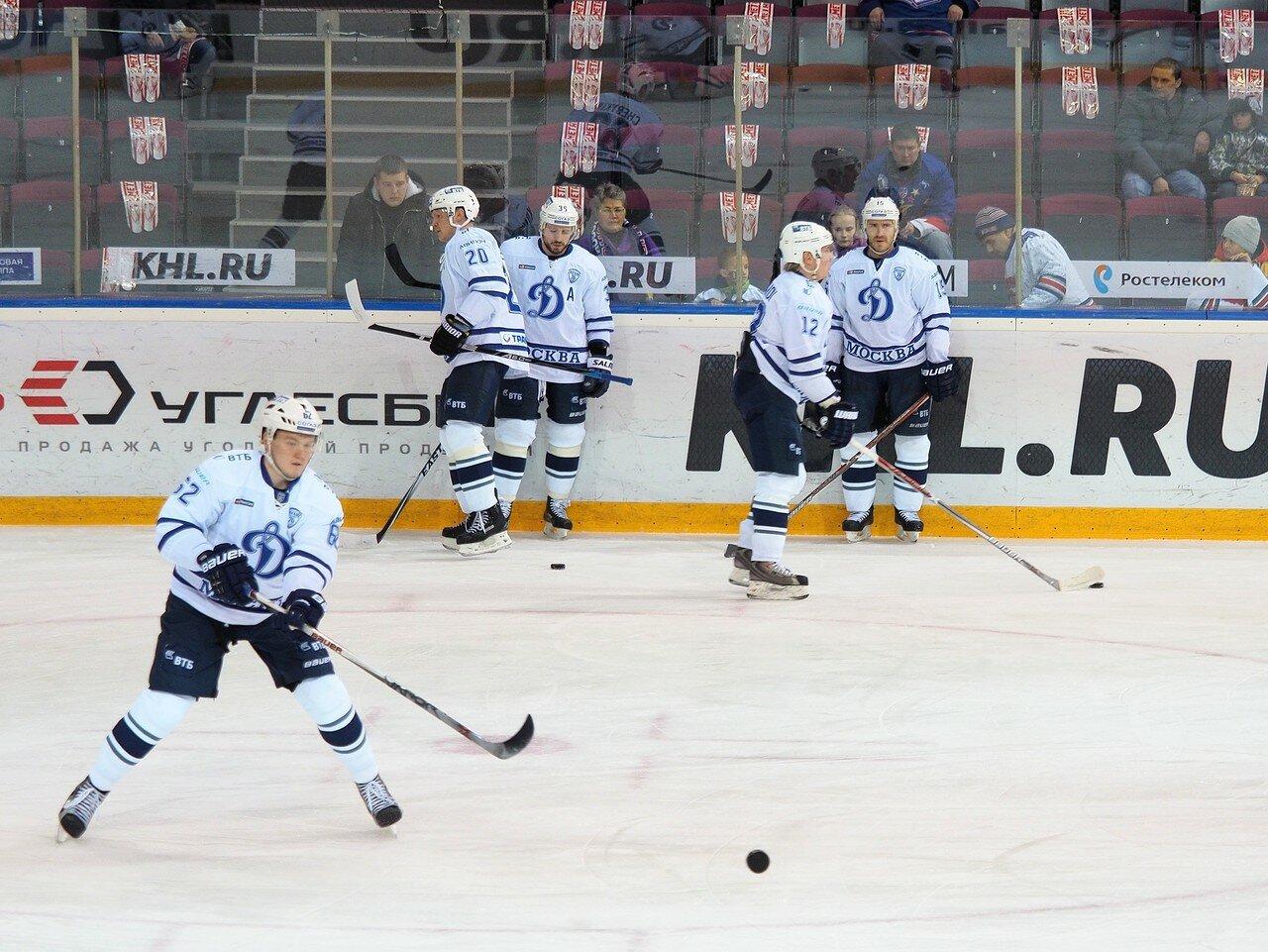47Металлург - Динамо Москва 21.11.2016