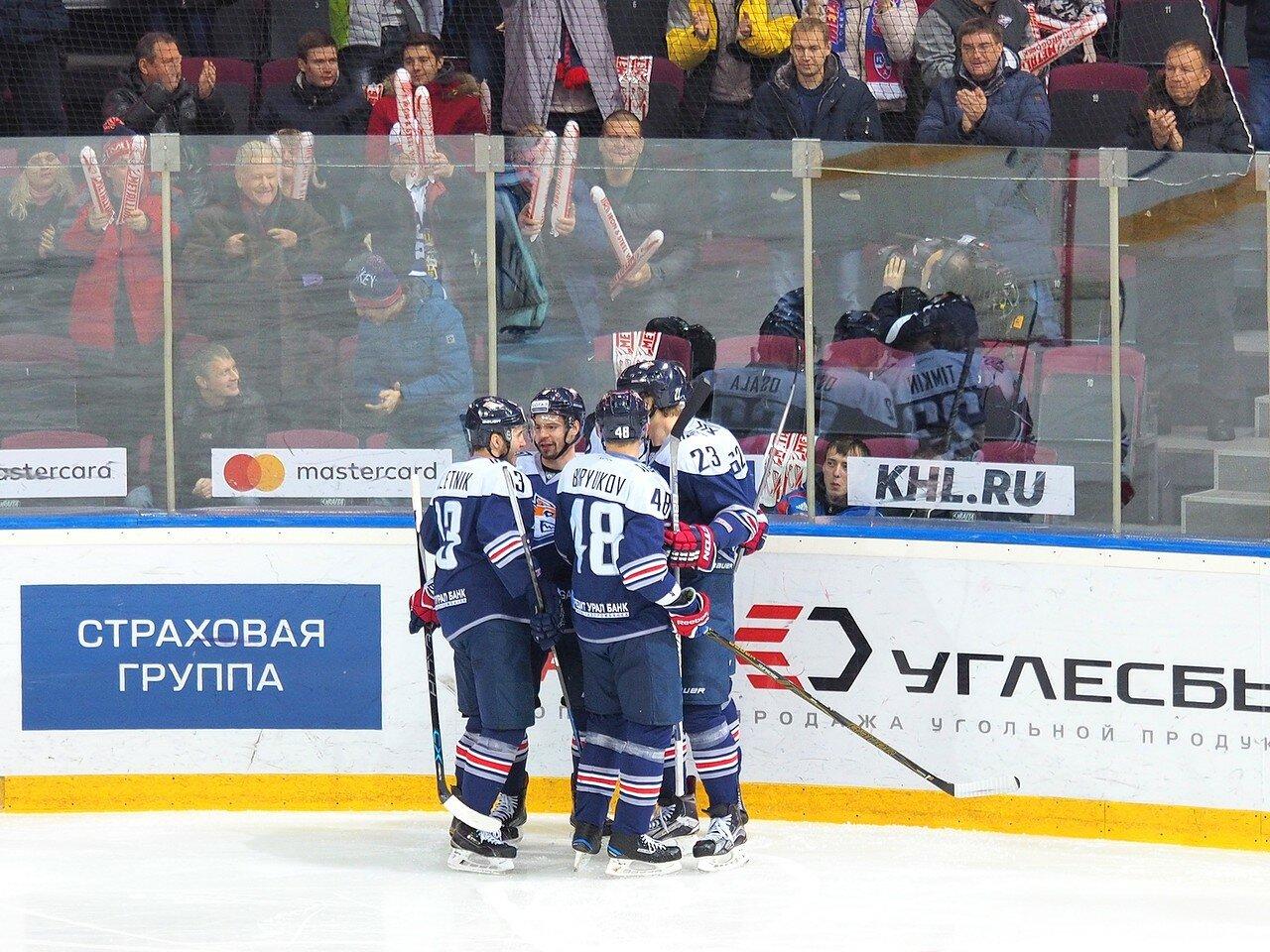 80Металлург - Динамо Москва 21.11.2016