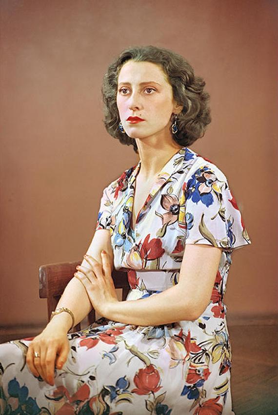 Майя Плисецкая, 1953 год. А. Батанов, ТАСС.jpg