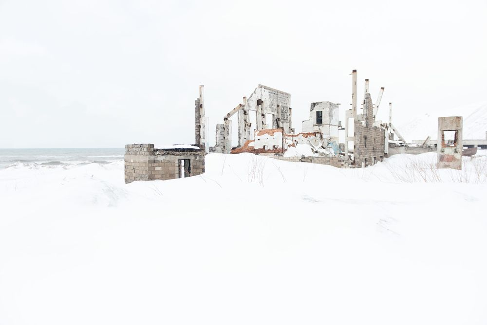 Русская зима на снимках Елены Чернышовой