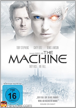 The Machine - They Rise. We Fall. (2013)