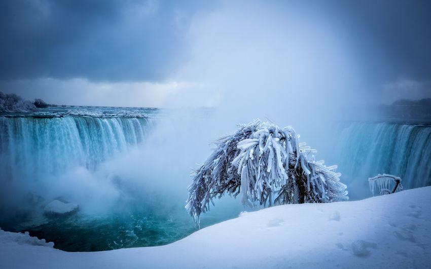 Зима Фото
