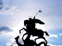 Святой Великомученик Георгий Победоносец!