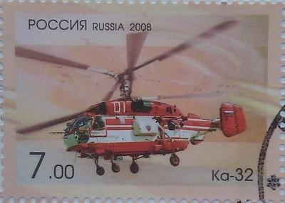 2008 вертолет ка-32 7.00
