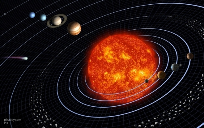 Земля поэтапно удаляется отСолнца— Ученые