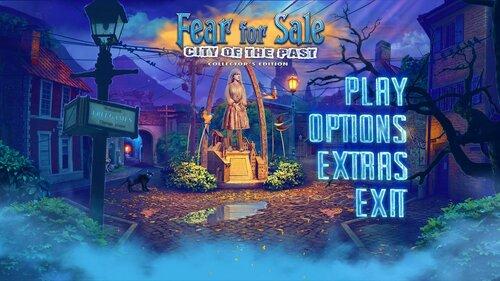 Страх на продажу 7: Город Прошлого. Коллекционное издание | Fear for Sale 7: City of the Past CE (Rus)