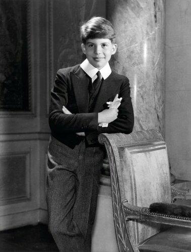 Alexandre de Belgique.1954