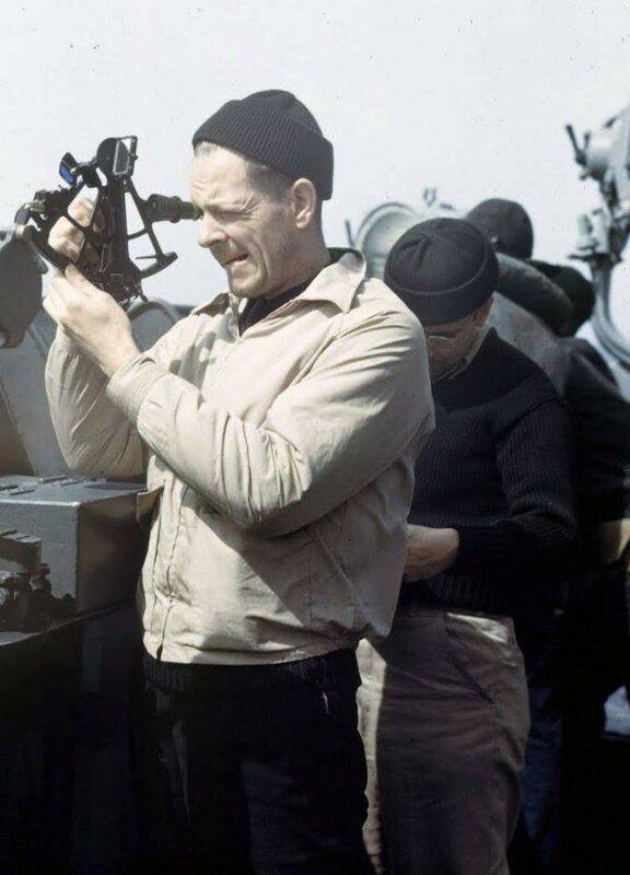 Convoy to Casablanca - 1943 - Dmitri Kessel - LIFE