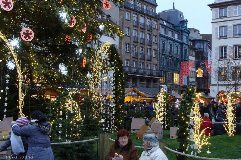 Главная ель Страсбурга