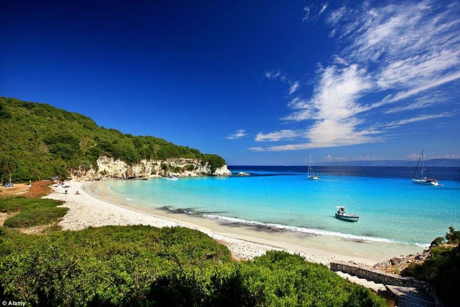 Самые красивые европейские пляжи