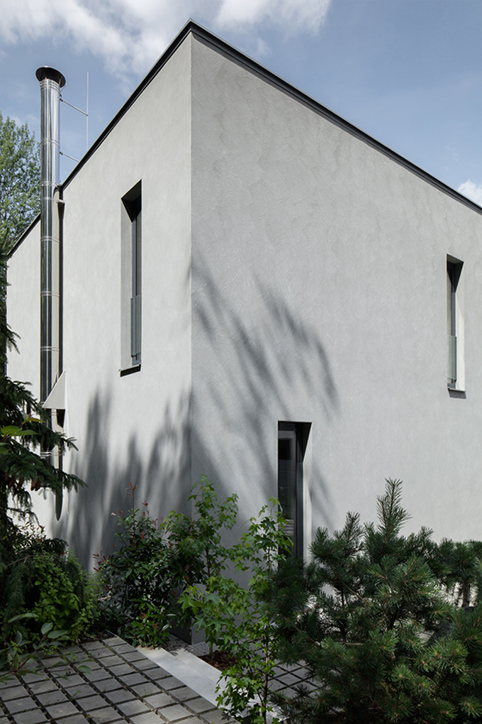 House Klanovice от ADR architects