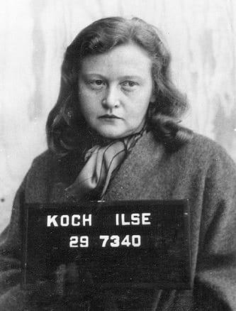 Жена коменданта концлагеря Бухенвальд и Майданек наиболее известна своим пристрастием к кожаным