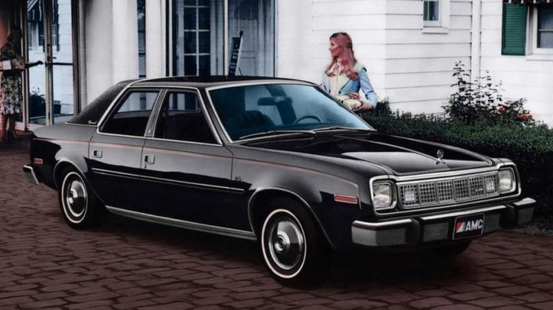 AMC Concord 1978 Система позволяла подключить полный привод кнопкой из салона, в том числе на сухой