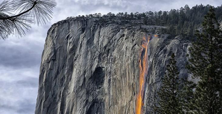 6. Ледяной водопад, США— Канада— Скандинавия  Многие водопады Швеции иНорвегии каждую зиму