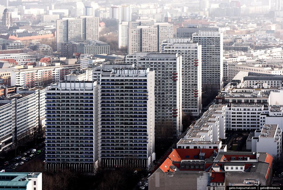 30. Берлин местами очень похож на обычные спальные районы российских городов.