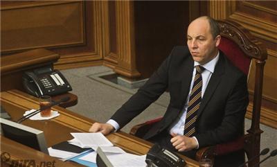Парубий предложил оппозиции икоалиции заключить Акт безопасности иответственности
