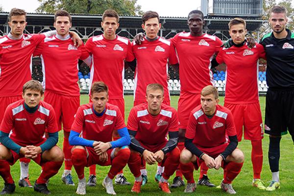 Клубы «ДНР» намерены войти всостав российских футбольных лиг