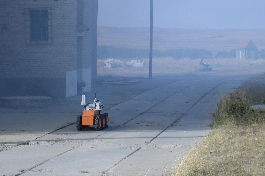 В РФ появится робот, способный распознавать радиацию
