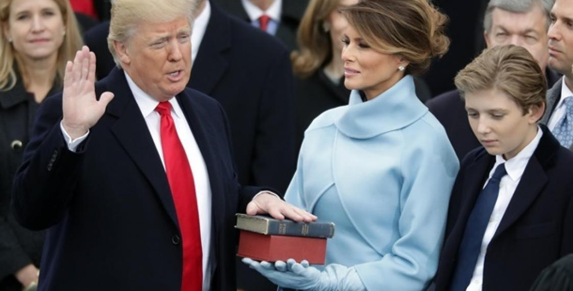 Заинаугурацией Трампа наблюдала крупнейшая аудитория вистории США— Белый дом