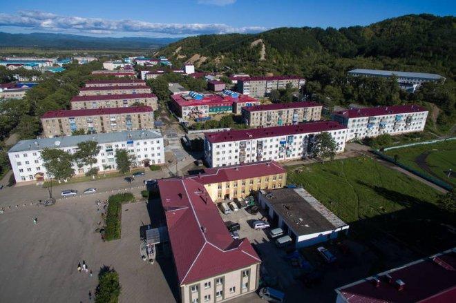 Территория Углегорского района наСахалине обретет статус свободного порта