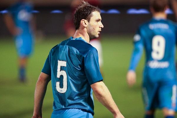 «Зенит» проиграл «Андерлехту» впервой матче 1/16 финала Лиги Европы