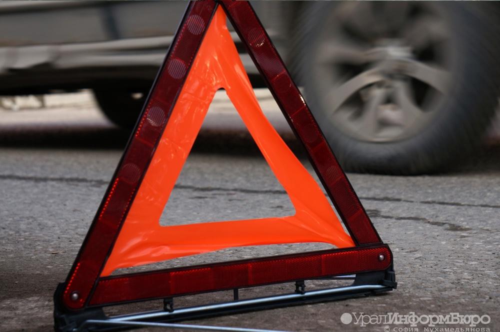 ВСухом Логу повине нетрезвого водителя погибли три человека