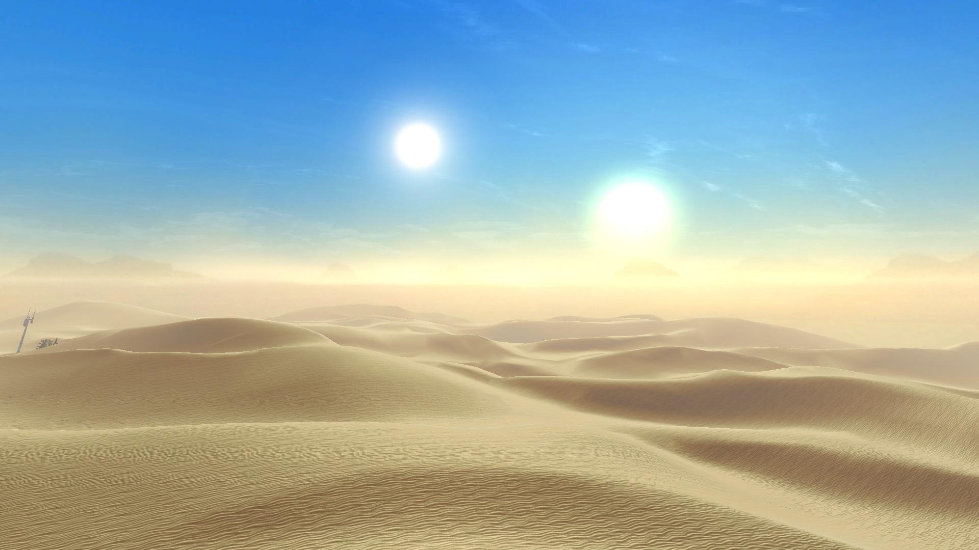 Планеты, схожие Татуину из«Звездных войн», могут быть обитаемыми