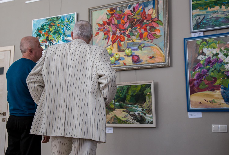 Выставка картин в Анапе