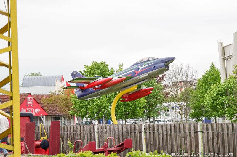 Авиация в музее Speyer
