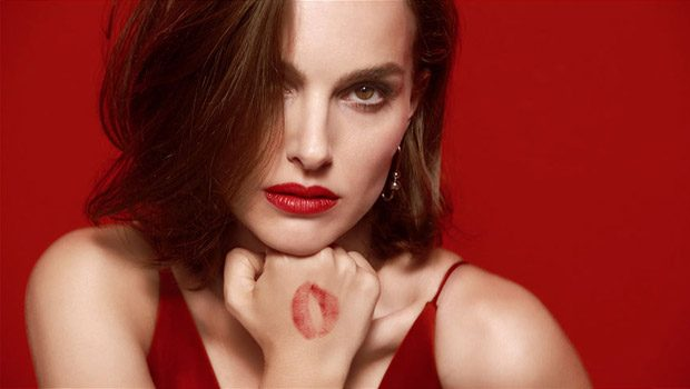 #ifeelgood Natalie Portman Stars in Rouge Dior Campaign (6 pics)