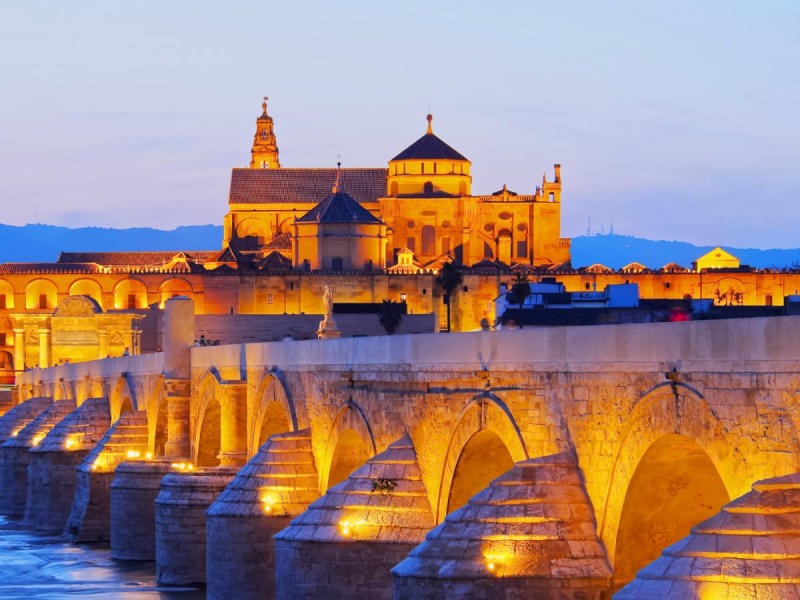 Average summer rates in Cordoba: June — $81, July — $63, August — $70 5. The Taj Mahal in Ag