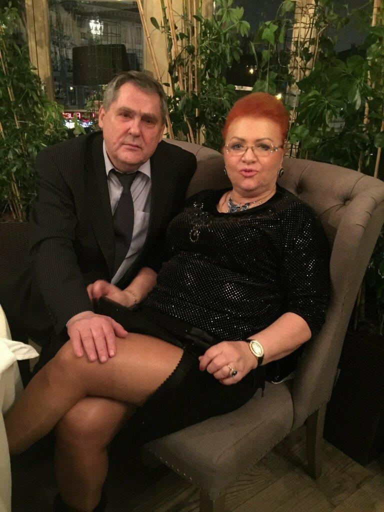 Борис Василич и Надя