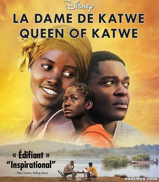 Королева Катве / Queen of Katwe (2016/WEB-DL/WEB-DLRip)
