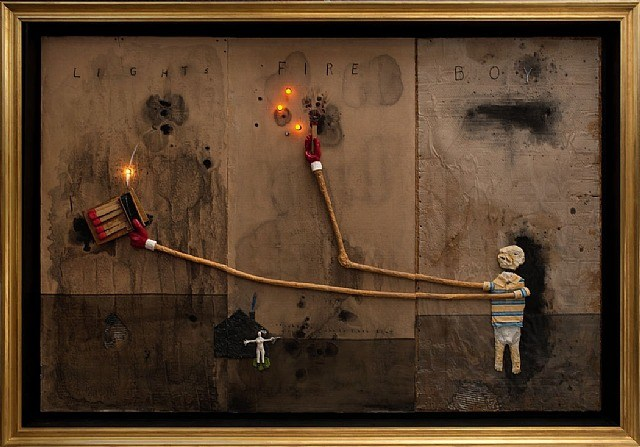 David Lynch - Paintings