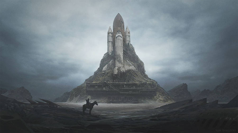Apocalyptical Illustrations by Yuri Shwedoff