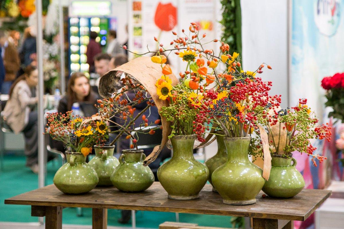 Международная выставка цветоводства FlowersExpo