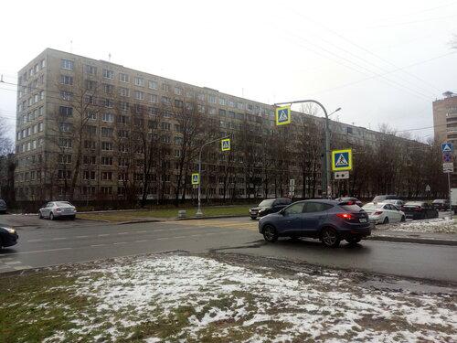 Будапештская ул. 66к1
