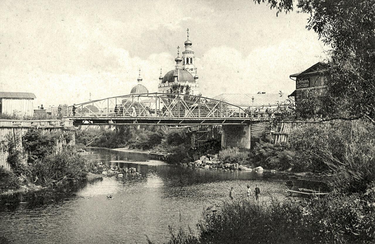 Мост и собор Благовещения Пресвятой Богородицы